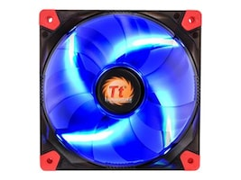 Thermaltake Luna 12 LED Fan, Blue, CL-F009-PL12BU-A, 16956496, Cooling Systems/Fans