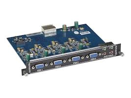 Black Box VGA, Component, Composite, S-Video, Audio Output Card, AVS-4O-VGA, 35278846, Controller Cards & I/O Boards