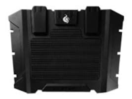 Cooler Master Storm SF 15 160mm Cooling Fan with 4-Port USB 2.0 Hub, Black, R9-NBC-SF5K-GP, 28826859, Cooling Systems/Fans