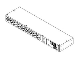 CyberPower PDU31001 Main Image from Right-angle