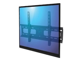 Manhattan Universal Flat-Panel TV Tilting Wall Mount for 37-70 Displays, Black, 424752, 19964580, Stands & Mounts - Digital Signage & TVs