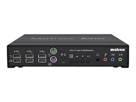 Matrox Avio F125 Receiver, AVIO Dual-DVI Receiver, 35079214, KVM Displays & Accessories