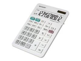 Sharp Sharp Large Desktop Calculator, EL-334W, 33699575, Calculators