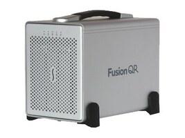 Sonnet Fusion DE400-QR 4-Bay RAID 0 5 10 SPAN JBOD USB 3.0 FireWire800 eSATA Storage, FUS-DE4QR-0TB, 16978097, Hard Drive Enclosures - Multiple