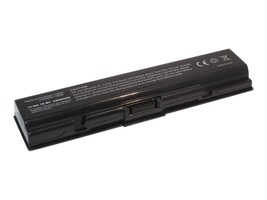 Ereplacements Laptop battery for Toshiba Satellite A200, A205, A210, A215, A300, A350, A500, L300, L305, PA3534U1BRSER, 12451757, Batteries - Notebook