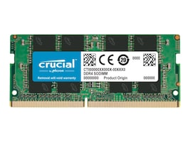 Micron Consumer Products Group CT16G4SFRA266 Main Image from Front