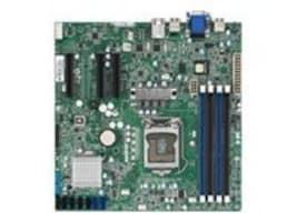 Tyan Motherboard, Intel C202, Socket LGA 1155, MATX, Max 32GB DDR3, 3PCIEX8, GBE, S5510G2NR-LES5510G2NR-LE, 13348882, Motherboards