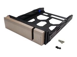 Qnap 3.5 2.5 Hard Drive Tray - Gold for TVS-473, TVS-673 & TVS-873, TRAY-35-NK-GLD01, 34723151, Drive Mounting Hardware