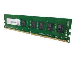 Qnap 8GB PC4-19200 288-pin DDR4 SDRAM UDIMM for TS-X73U X73U-RP, RAM-8GDR4A0-UD-2400, 34723080, Memory