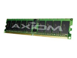 Axiom 4GB PC3-10600 240-pin DDR3 SDRAM RDIMM for Select ProLiant Models, 604504-B21-AX, 13335125, Memory