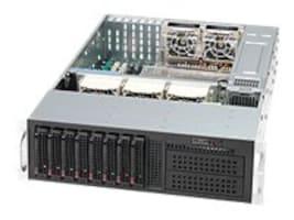 Supermicro SuperChassis 835TQ-R920B, Black, CSE-835TQ-R920B, 11884147, Cases - Systems/Servers
