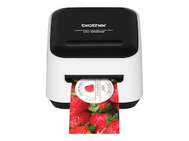 Brother VC-500W Versatile Compact Color Label & Photo Printer, VC-500W, 36635796, Printers - Label