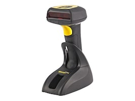 Wasp WWS850 Freedom Wireless Bluetooth Laser Scanner with USB Base, 633808920210, 6570952, Bar Code Scanners