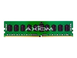 Axiom 32GB PC4-17000 288-pin DDR4 SDRAM RDIMM, 728629-B21-AX, 22249755, Memory