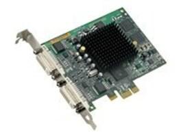 Matrox Millennium G550 PCIe 1X Graphics Card RoHS, G55-MDDE32F, 6462732, Graphics/Video Accelerators