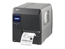 Sato CL408NX 203dpi Industrial 4-Thermal Transfer Printer, WWCL00061, 17882257, Printers - Bar Code