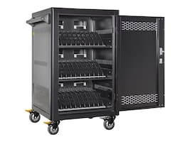 Anywhere Cart 30-Unit Secure Chromebook, Tablet, Laptop Charging Cart, ACLITE, 34483207, Computer Carts