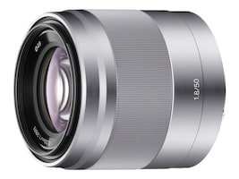 Sony SEL50F18 E-Mount 50mm F1.8 OSS Lens, SEL50F18, 13152118, Camera & Camcorder Lenses & Filters