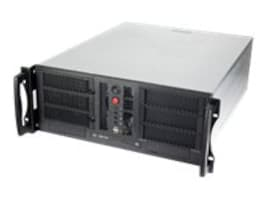 Chenbro 4U Chassis, 21.5, 12CM Fan, RM41300-F1, 11810068, Cases - Systems/Servers