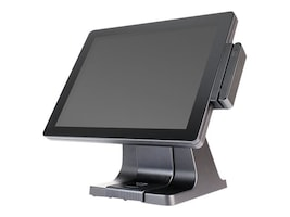 Pos-X POS Celeron 2.4GHz 4GB 500GB 15 POS7x64, EVO-TP4D-F4HB, 34705607, POS Systems