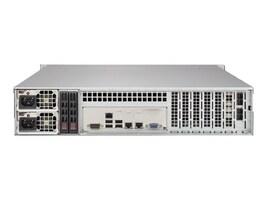 Supermicro 2U RM BB BLACK LGA3647 2666MHZ RM  12X SAS3 SATA3 1200W RPS, SSG-6029P-E1CR12L, 37206395, Servers