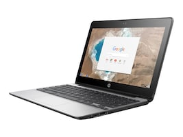 HP Chromebook 11 G5 1.6GHz Celeron 11.6in display, X9U02UT#ABA, 32182953, Notebooks