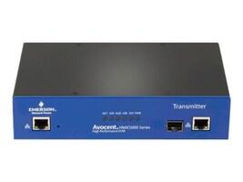 Avocent HMX 5100 TX Single DVI-D USB Audio SFP KVM Switch, HMX5100T-001, 30623680, KVM Switches