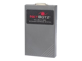 APC NetBotz Extended Storage System (60GB) with Bracket, NBAS0201, 6035360, Security Hardware