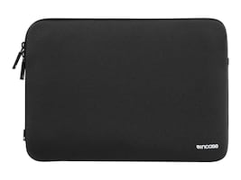 Incipio Incase Classic Sleeve for 12 MacBook, Black, INMB10071-BLK, 34156960, Carrying Cases - Notebook