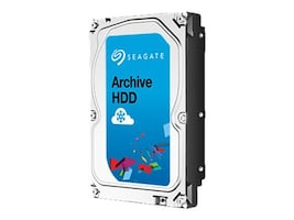 Seagate 8TB Archive SATA 6Gb s 3.5 Internal Hard Drive - 128MB Cache, ST8000AS0002, 18386191, Hard Drives - Internal