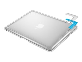 Speck Presidio Clear Hard Shell Case for 13 MacBook Air, 92382-5085, 34561711, Carrying Cases - Notebook