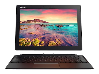 Lenovo IdeaPad MIIX 720 Core i7 16GB 512GB 12 Gold, 80VV00C9US, 34610991, Tablets