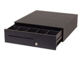 APG Series 100 16x19 Serial 5-bill x 5-coin Till, Black, T484A-BL16195, 16298948, Cash Drawers