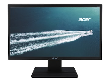 Acer 24 V246HL BMDP LED-LCD Monitor, Black, UM.FV6AA.004, 36365386, Monitors