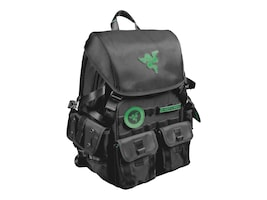 Mobile Edge Razer 17.3 Tactical Backpack, Black, RAZERBP17, 18317321, Carrying Cases - Notebook