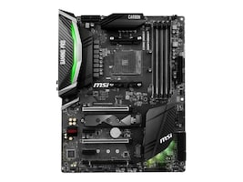 Microstar Motherboard, X470 Gaming Pro Carbon, X470GPCARBON, 35454512, Motherboards