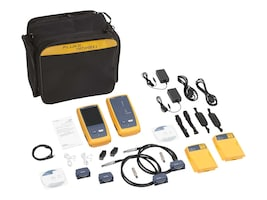 Fluke Networks DSX-5000-W Main Image from Left-angle