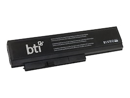 BTI 6-Cell 44++ Battery for Lenovo ThinkPad X220 X230, 0A36306-BTIV2, 25236765, Batteries - Notebook