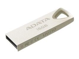 A-Data 16GB UV210 USB 2.0 Flash Drive, AUV210-16G-RGD, 33972869, Flash Drives