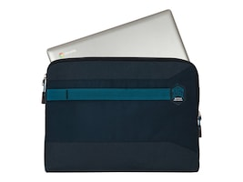 STM Bags 15 Summary Laptop Sleeve, Navy, STM-114-168P-04, 36368579, Carrying Cases - Other