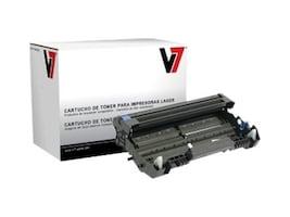 V7 DR520 Black Drum for Brother DCP-8060, HL-5240 & HL-5280, DBK2R520, 11475845, Toner and Imaging Components