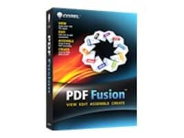 Corel PDF Fusion 1.0 English French MiniBox, CPDFF1EFMB, 17761800, Software - File Sharing