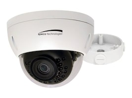 Speco 3MP Indoor Outdoor Vandal Resistant Dome IP Camera, O3VLD1, 32344502, Locks & Security Hardware