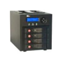 wiebeTECH RTX430-3QR 4 BAY RAID 0TB      PERPUSB3 ESATA FW800 ROHS, 35460-3130-0100, 15023977, SAN Servers & Arrays