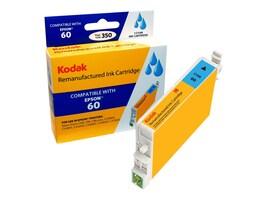 Kodak T060220 Cyan Ink Cartridge for Epson Stylus C, T060220-KD, 31286689, Ink Cartridges & Ink Refill Kits