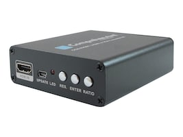 Comprehensive HDMI to VGA 4K@30 Converter with Stereo Audio, CCN-HV201, 31773081, Scan Converters