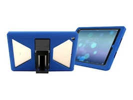 Max Cases Shield Xtreme-S Case for 5th 6th Gen iPad, Blue, AP-SXS-IP5-9-BLU, 35670741, Carrying Cases - Tablets & eReaders