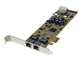 StarTech.com Dual Port Gigabit Ethernet PCIe Network PoE Card - PSE Adapter, ST2000PEXPSE, 15062984, Network Adapters & NICs