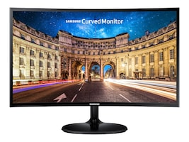 Samsung 27 CF390 Full HD LED-LCD Curved Monitor, Black, C27F390FHN, 32224527, Monitors