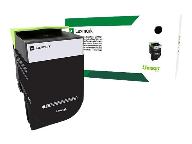 New Genuine Lexmark CX510 Black Extra High Yield Toner 801XK 80C1XK0